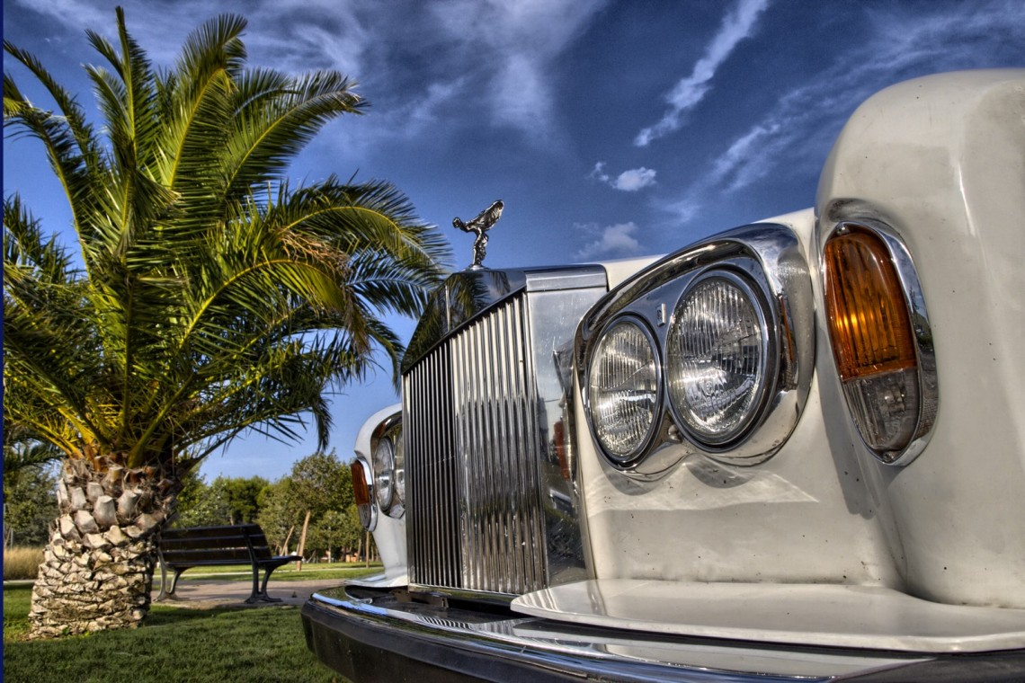ROLLS ROYCE SILVER SHADOW (1973)